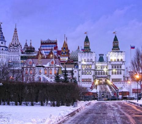 ¿Por qué visitar Rusia en invierno?