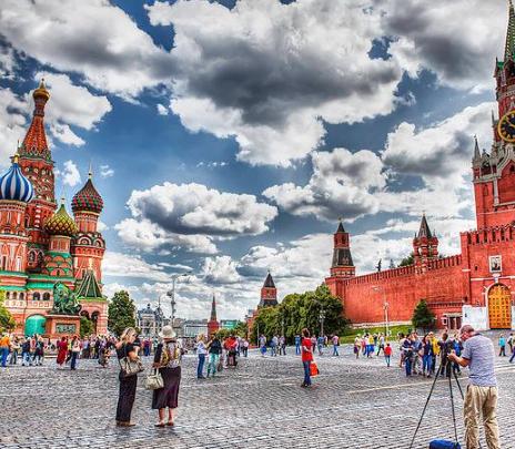 Los mejores miradores de Moscú