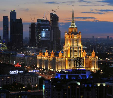Siéntete en Rusia: conoce 4 ciudades rusas desde el sillón