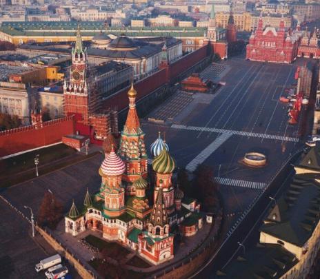 6 curiosidades sobre Moscú