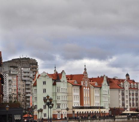 Kaliningrado: la perla rusa en el Báltico