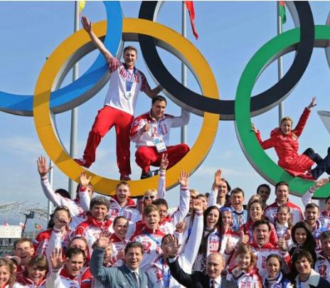 Los deportes más practicados en Rusia