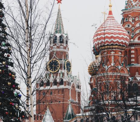 La navidad en Rusia ¿cuándo es?