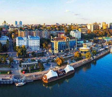 Rostov del Don: una ciudad que refleja belleza