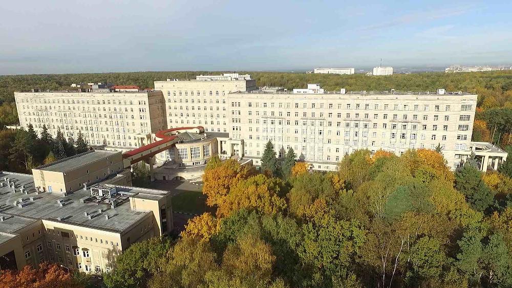 Hospital clinico central de Moscú