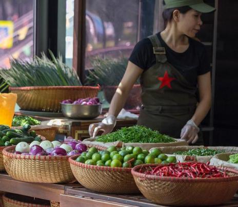 Mercados de comida: una tendencia gastronómica en Moscú