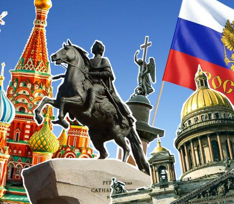 Guía básica para viajar a Rusia por primera vez