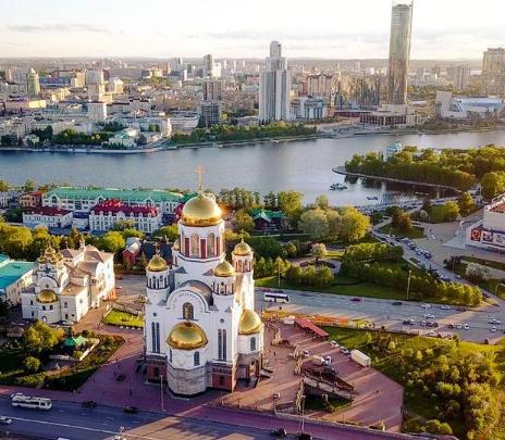 Ekaterimburgo: una ciudad que no debes dejar pasar