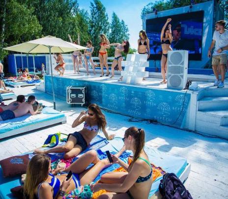 Tres lugares para pasar un día de playa en Moscú