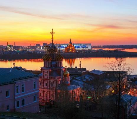 Nizhny Novgorod: historia, cultura y fortaleza