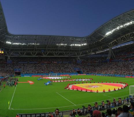 Rusia acogerá en Kazán la Supercopa de Europa 2023