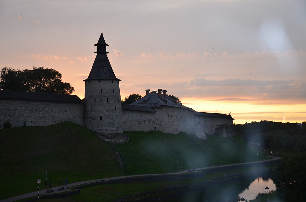 Kremlin de Pskov
