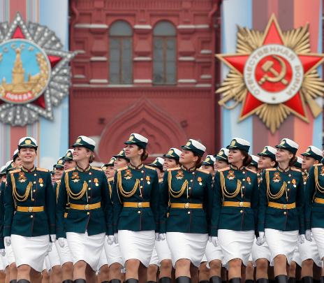 Día de la Victoria: se pospuso el Desfile más apreciado por los rusos