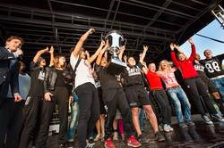 Extra foto WK Nederland 2014