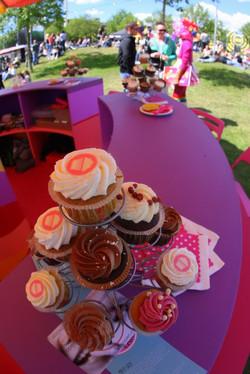 Cupcake carousel foto 9