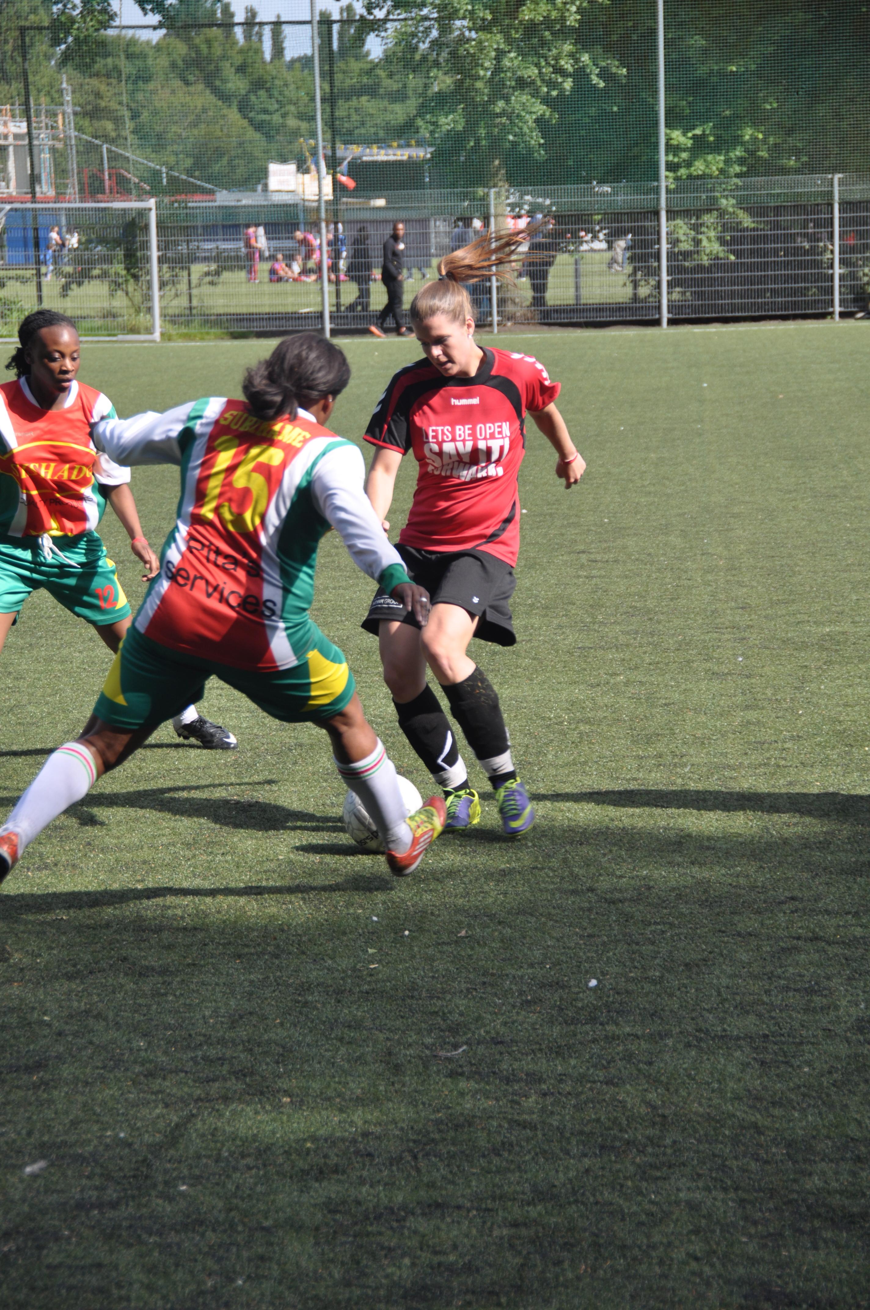 WK Nederland foto 4