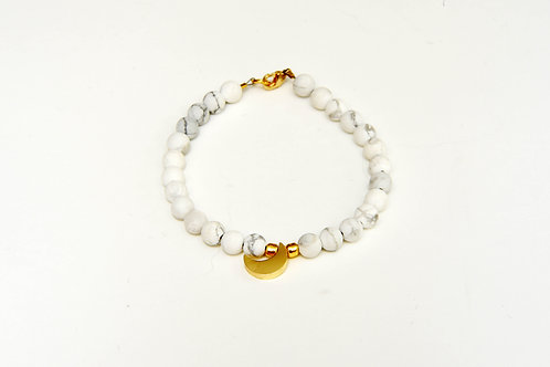 Marble Moon Bracelet
