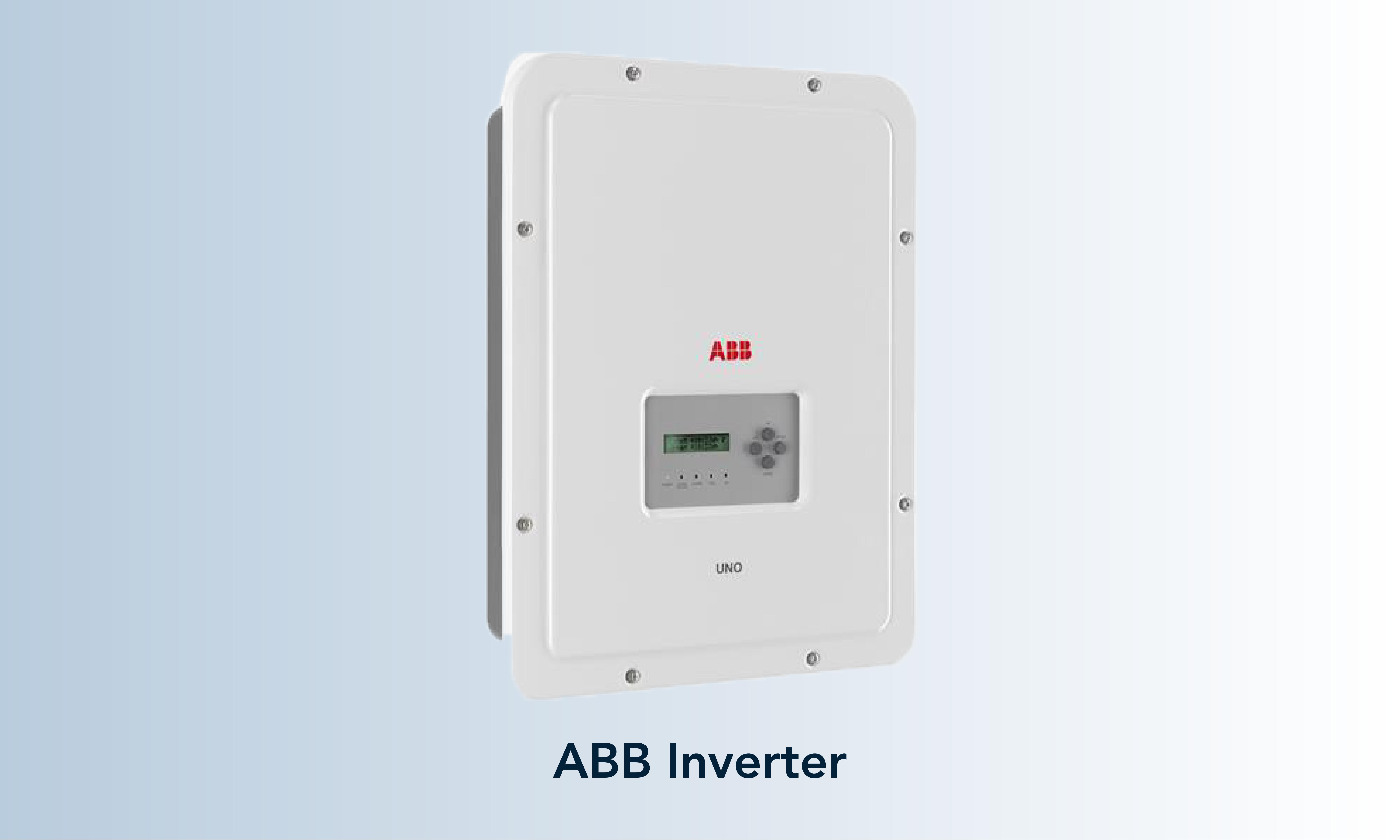 ABB Inverter new-01