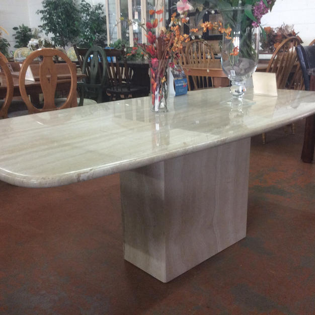 Marvelous Marble Table