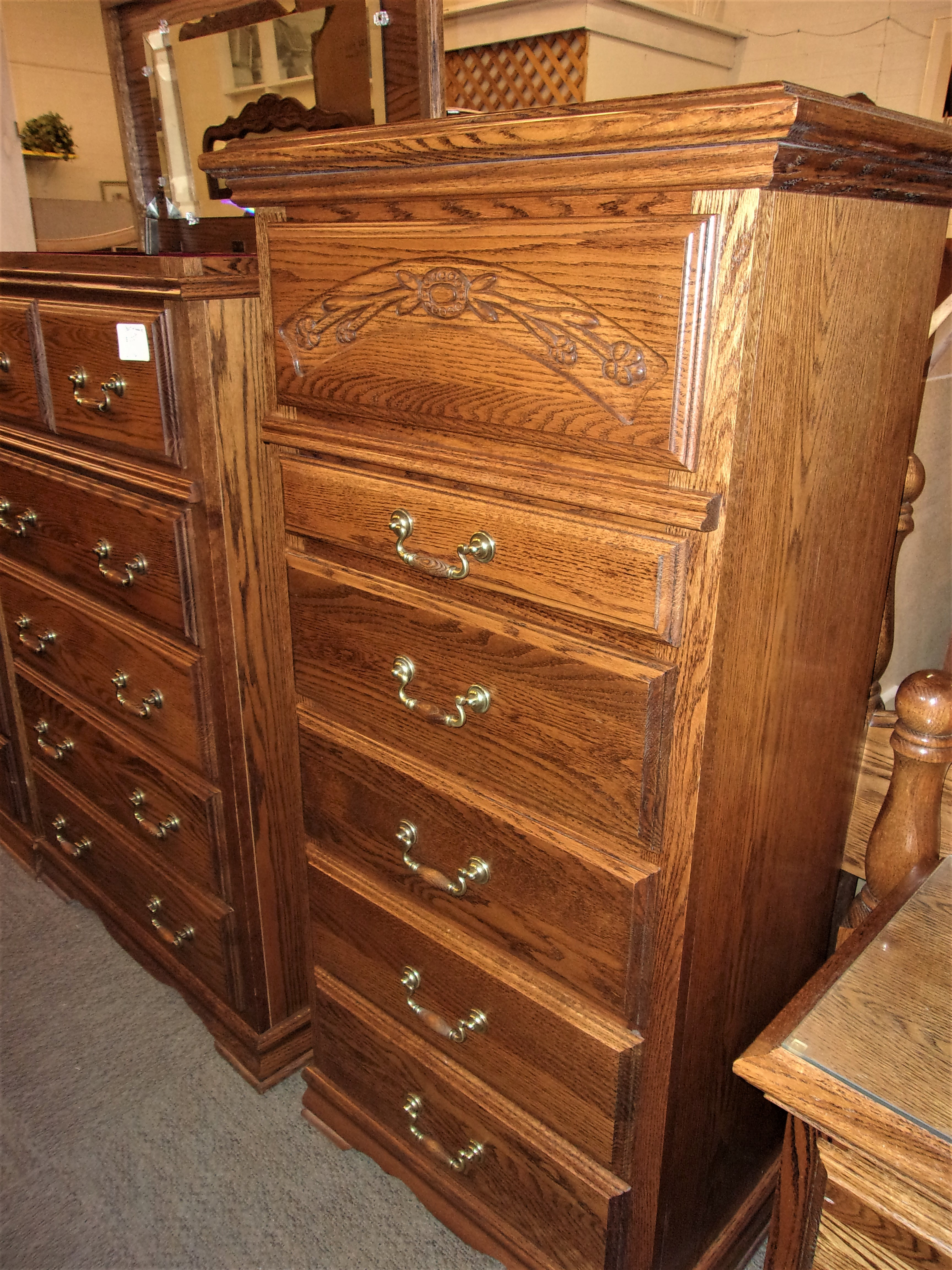 6 Drawer Chest- part of set, sold separately