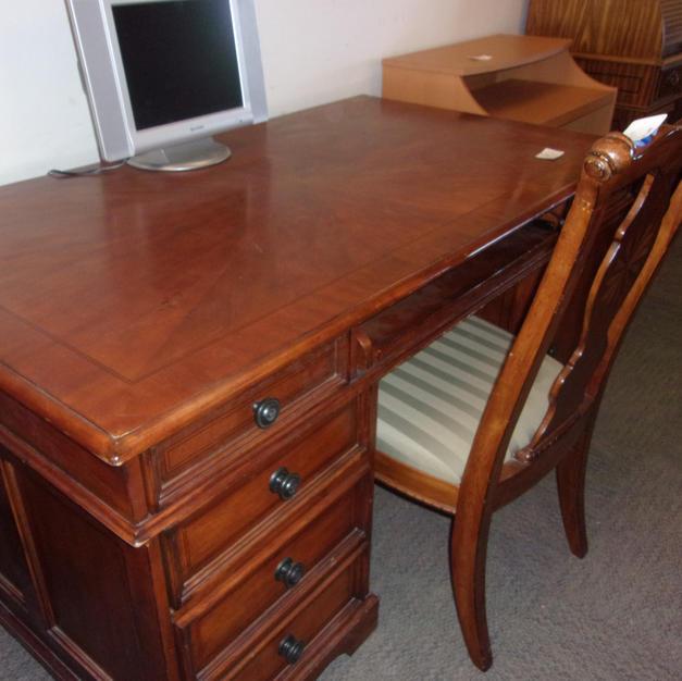 Executive's Desk