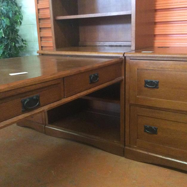 Side View Desk Set