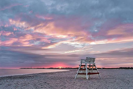 beautiful-shot-of-the-cape-may-beach-by-