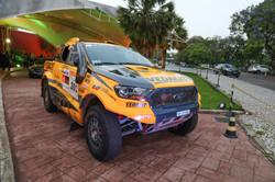 Exposição Rally Dakar