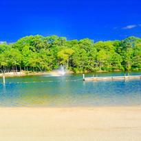 BC's Sandy White Beach