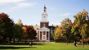 John Hopkins University  - First Generation Students