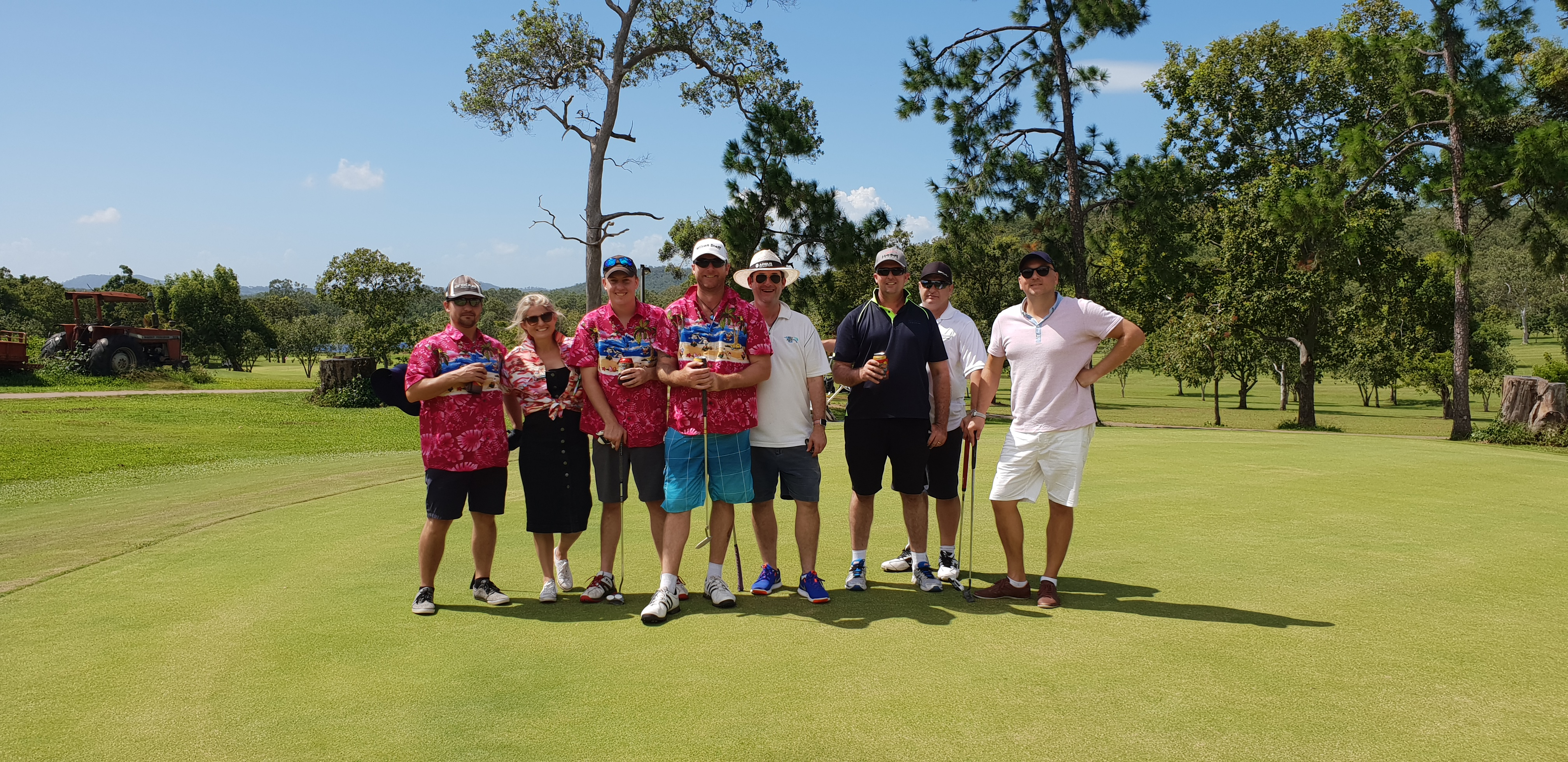 Permanent Way Institution Golf Day