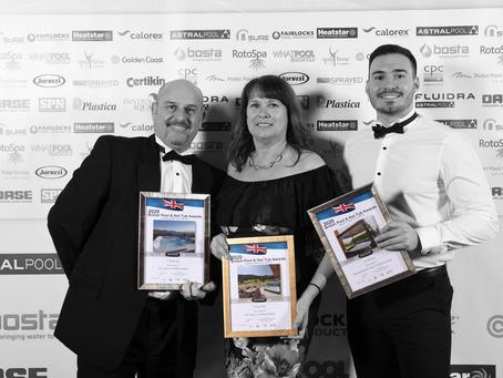 Local Company Win Gold at the British Pool & Hot Tub Awards