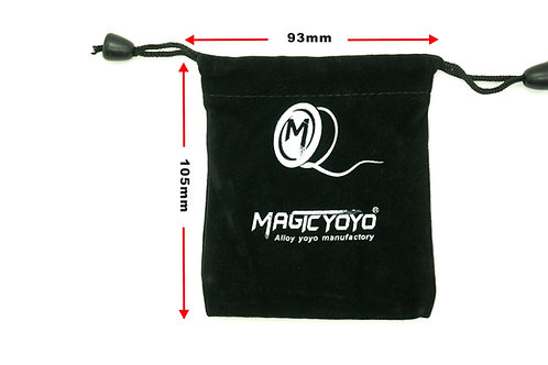MAGICYOYO Pouch and Gloves