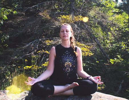 JensonYoga meditation
