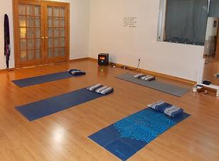 Jenson Yoga studio