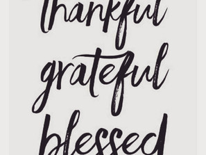 Abundance and Gratitude