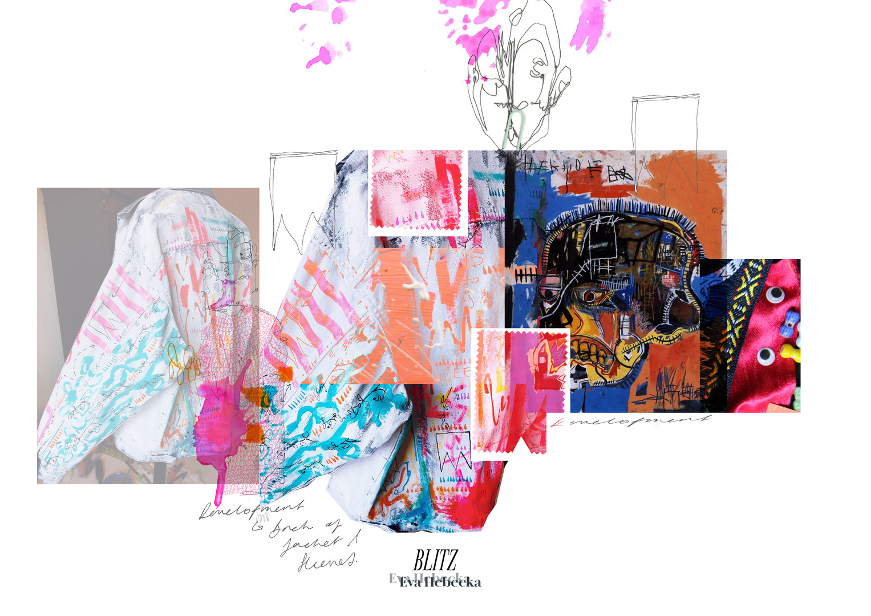 BLITZ magazine Levi's Project