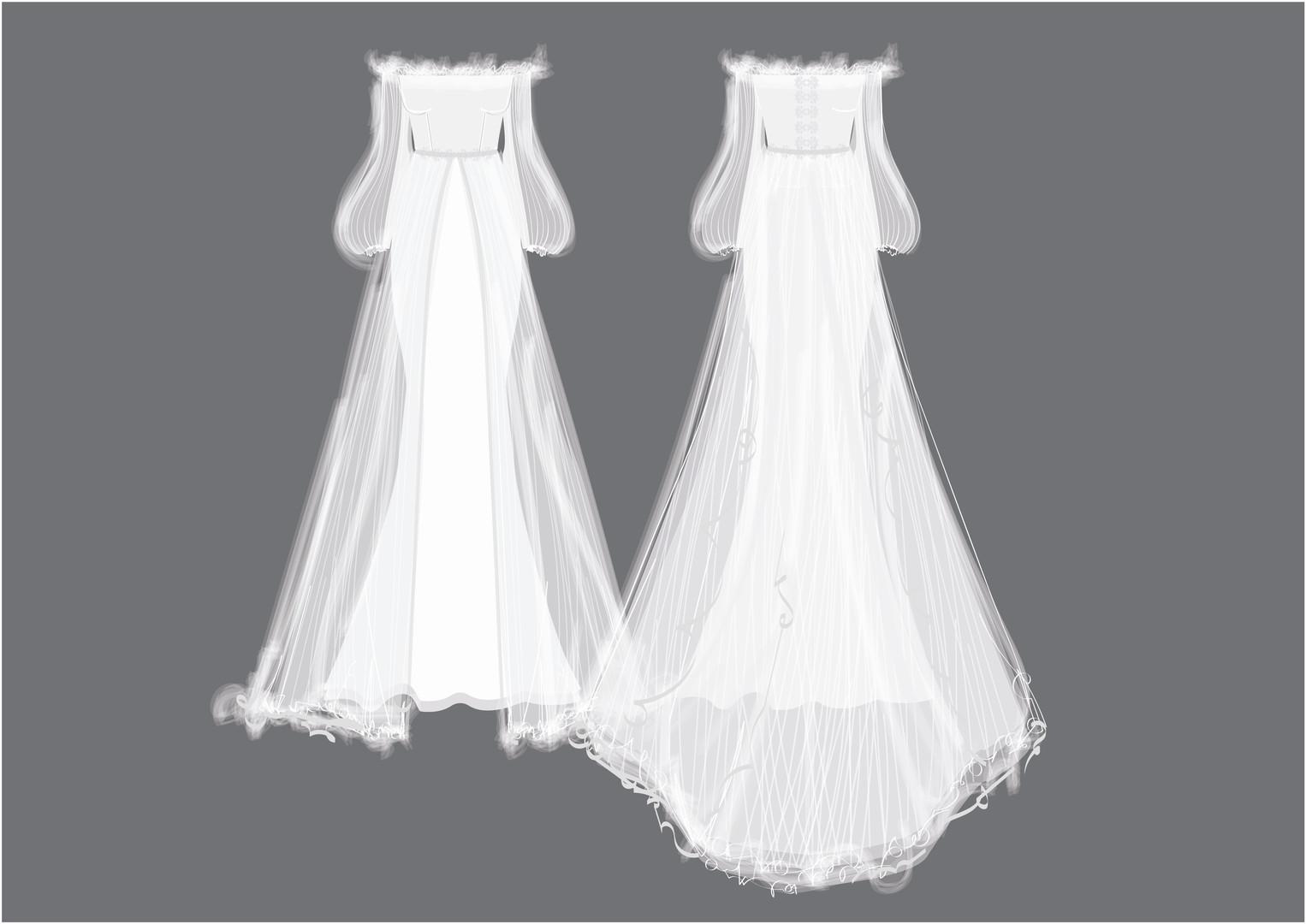 Gino Cerruti Wedding Dress