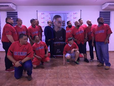 """""""Haciendo La Diferencia"""" es la nueva iniciativa social del artista MC CEJA y su compañía GLAD EMPIRE"""