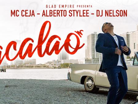 """MC Ceja, Alberto Stylee & DJ Nelson andan repartiendo """"Bacalao"""""""