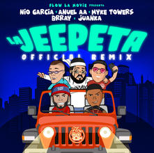 La Jeepeta Remix