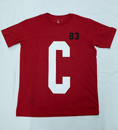 LA CIMA 83 RED SHIRT