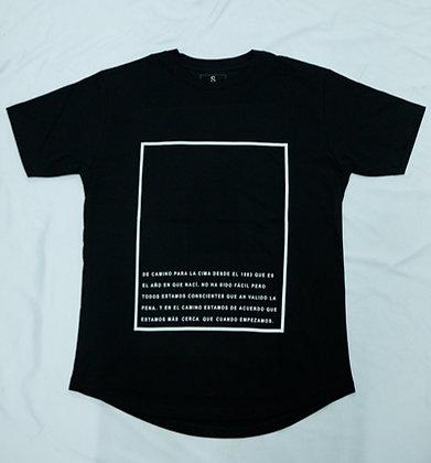DCPC POEM BLACK SHIRT