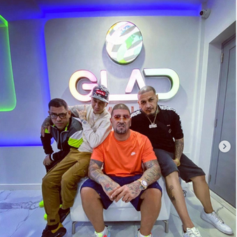 Glad Empire MC Ceja, Polakan, Baby Rasta & Gringo