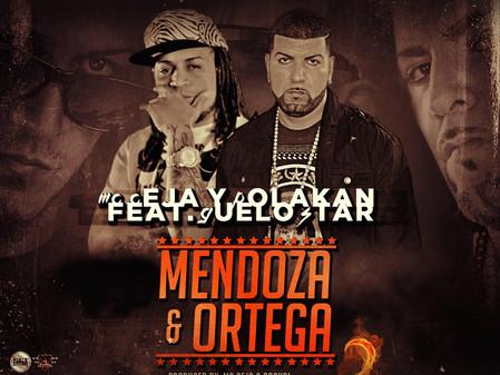 """Estreno: MC Ceja y Polakan feat. Guelo Star en """"Mendoza y Ortega, Parte 2"""""""