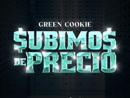 Green Cookie - Subimos de Precio