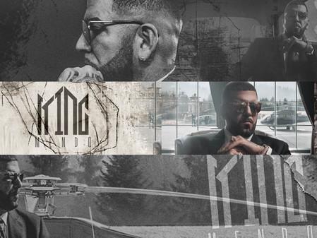 """Sale al mercado la nueva producción de MC Ceja: """"King Mendo"""", debutando numero 3 en iTunes"""