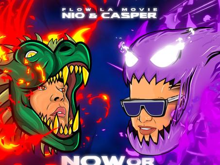 Nio García y Casper Mágico celebran el primer aniversario de 'Now or Never'