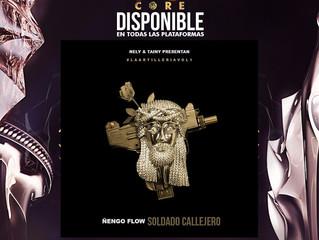 """Ñengo Flow, Nelly """"El Arma Secreta"""" - Soldado Callejero (Single)"""