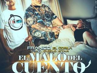 Audio Video: Franco El Gorila feat. Guelo Star - El Malo del Cuento
